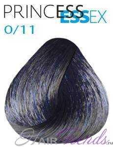 Estel Princess Essex 0/11, цвет синий