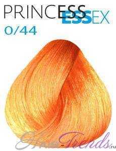 Estel Princess Essex 0/44, цвет оранжевый
