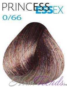 Estel Princess Essex 0/66, цвет фиолетовый
