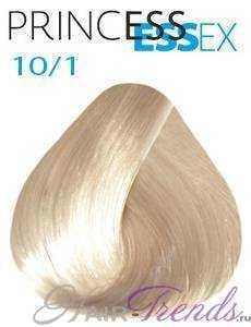 Estel Princess Essex 10/1, цвет светлый блонд пепельный