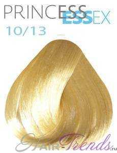 Estel Princess Essex 10/13, цвет светлый блонд пепельный золотистый