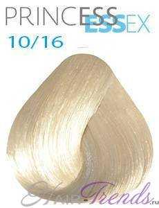 Estel Princess Essex 10/16, цвет светлый блонд пепельный фиолетовый