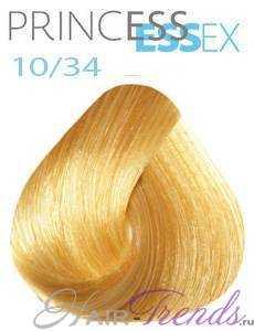 Estel Princess Essex 10/34, цвет светлый блонд золотисто-медный