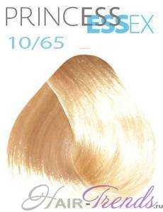 Estel Princess Essex 10/65, цвет светлый блонд розовый жемчуг