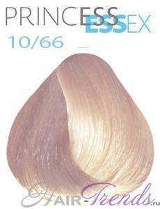 Estel Princess Essex 10/66 светлый блонд фиолетовый/орхидея