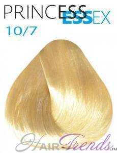Estel Princess Essex 10/7, цвет светлый блонд коричневый