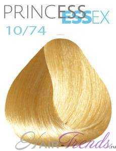 Estel Princess Essex 10/74, цвет светлый блонд коричнево-медный