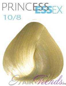 Estel Princess Essex 10/8, цвет светлый блонд жемчужный лед