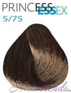 Estel Princess Essex 5/75, цвет темный палисандр