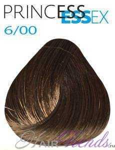 Estel Princess Essex 6/00, цвет темный русый для седины