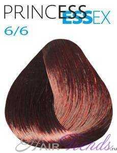 Estel Princess Essex 6/6, цвет темный русый фиолетовый