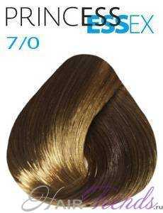Estel Princess Essex 7/0, цвет русый