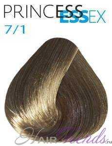 Estel Princess Essex 7/1, цвет русый пепельный
