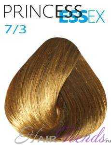 Estel Princess Essex 7/3, цвет русый золотисто-ореховый