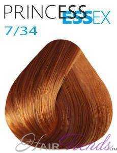Estel Princess Essex 7/34, цвет русый золотисто-медный
