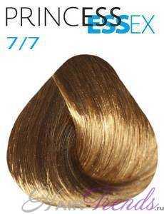 Estel Princess Essex 7/7, цвет русый коричневый