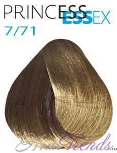 Estel Princess Essex 7/71, цвет русый коричнево-пепельный