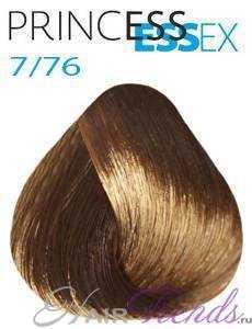 Estel Princess Essex 7/76, цвет русый коричнево-фиолетовый