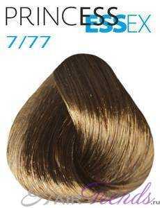 Estel Princess Essex 7/77, цвет русый коричневый интенсивный