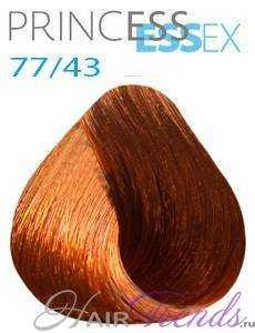 Estel Princess Essex 77/43, цвет эффектная румба