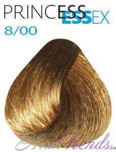 Estel Princess Essex 8/00, цвет светлый русый для седины