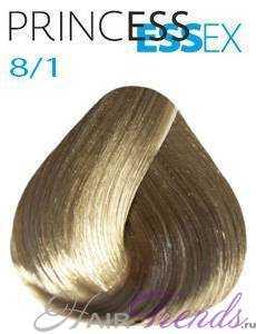Estel Princess Essex 8/1, цвет светлый русый пепельный металлик