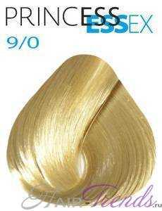 Estel Princess Essex 9/0, цвет блонд