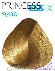 Estel Princess Essex 9/00, цвет блонд для седины