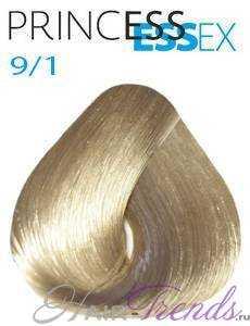 Estel Princess Essex 9/1, цвет блонд пепельный