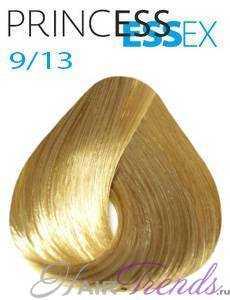 Estel Princess Essex 9/13, цвет блонд пепельный золотистый