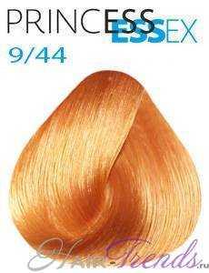 Estel Princess Essex 9/44, цвет блонд медный интенсивный
