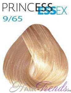 Estel Princess Essex 9/65, цвет блонд розовый