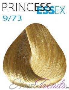 Estel Princess Essex 9/73, цвет блонд бежево-золотистый