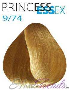 Estel Princess Essex 9/74, цвет блонд коричнево-медный