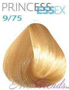 Estel Princess Essex 9/75, цвет блонд коричнево-красный