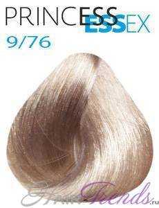 Estel Princess Essex 9/76 блонд коричнево-фиолетовый