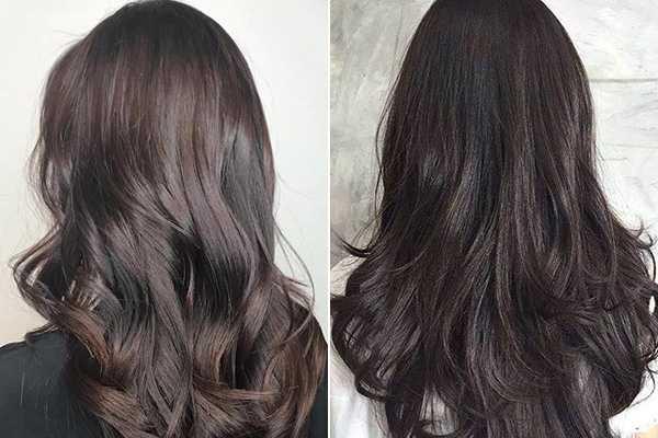 Как получить цвет волос эспрессо