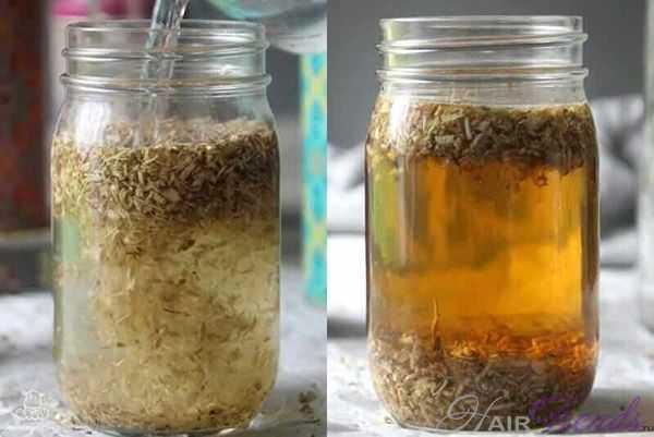 Какие травы помогают от выпадения волос?