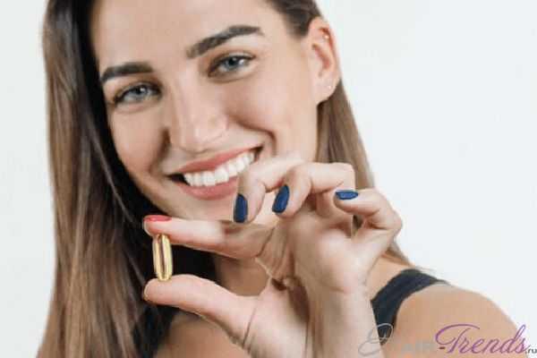 Преимущества капсул с витамином E для кожи и волос