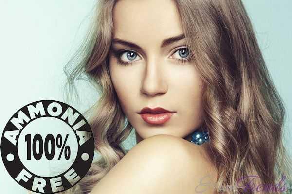 Лучшие профессиональные краски для волос без аммиака