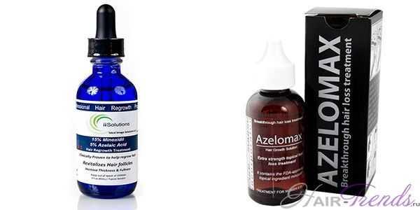 Азелаиновая кислота против выпадения волос