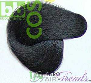 BBCos Keratin Color 1/0 черный