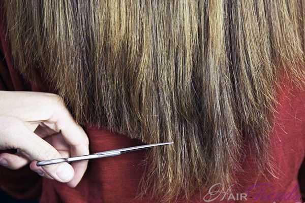 Что делать с сухими секущимися волосами