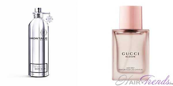 Что такое парфюм для волос. Как сделать духи для волос