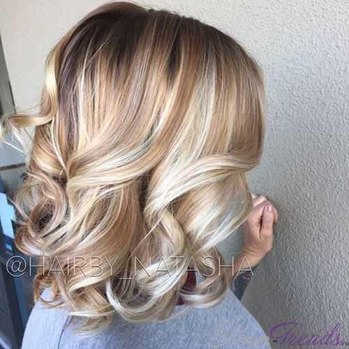 Что такое ванильные волосы. Как получить ванильный цвет волос? О