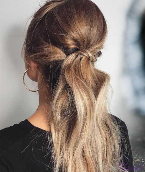 Кофейные оттенки волос