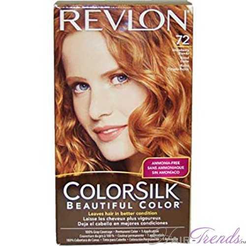 Номера красок клубничный блонд для домашнего применения