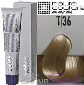 Эстель Кутюр Блонд Т/36, цвет Золотисто-фиолетовый блондин тонирующий