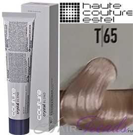 Эстель Кутюр Блонд Т/65, цвет Фиолетово-красный блондин тонирующий