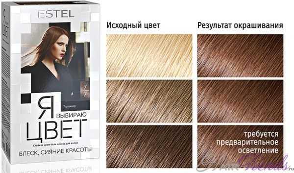 Тирамису цвет волос фото